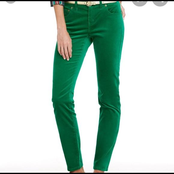 Vineyard Vines Pants - | Vineyard Vines | velour pants. Size 4.